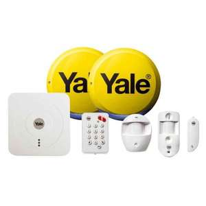 Yale Smart Home Alarm and View Kit SR-330 - £299.89 @ costco