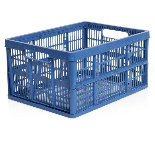 Wilko Fold Flat storage box £3 @ Wilko