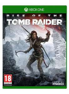 [Xbox One] Rise of the Tomb Raider (As New) - £9.97 - Amazon/Boomerang (Evil Within - £4.94 / MGS V: Day One Edition - £7.79)