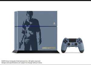 Ps4 1tb  uncharted 4 £170.92 Used - Very Good @ Amazon warehouse