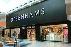 Free £5 'Click & Collect Thank You' Voucher deal is back at Debenhams