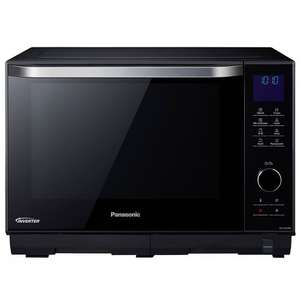 Panasonic NN-DS596BBP. £287.00 Steaming microwave/combi @ J Lewis, 2 year guarantee