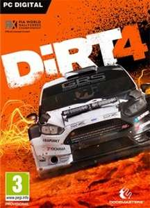 Dirt 4 PC £25.10 (+£1.73 PayPal fee, Cards free) @ Instant-gaming