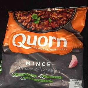 Quorn Frozen Mince 500g £1.50 at Sainsbury's