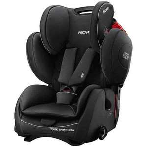 Recaro Young Sport Hero Group 1/2/3 Car Seat £135 @ John Lewis