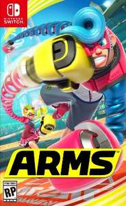 [Switch] ARMS - £37.99 (Prime) £39.99 without @ Amazon