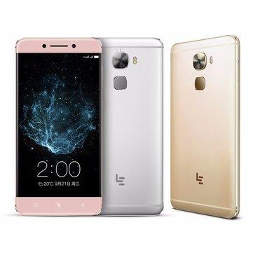 LeTV Leeco Le Pro 3 5.5-inch 2.5D 4GB RAM 32GB ROM Snapdragon 821 B20 NFC 4070mah Preorder £213.47 Banggood