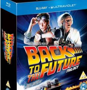 Back to the future trilogy on Bluray used £4.79 @ musicMagpie. Use code MAYBANK20