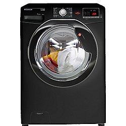 Hoover Washing Machine, HL1672D3B, 7kg load with 1600 rpm - Black £199 @ Tesco Direct