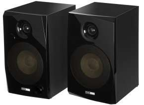 Sond Audio Active Bookshelf Speakers - £49.97 Ebuyer