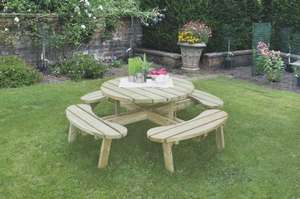 Amazing Value Picnic Table from Travis Perkins for £299.99