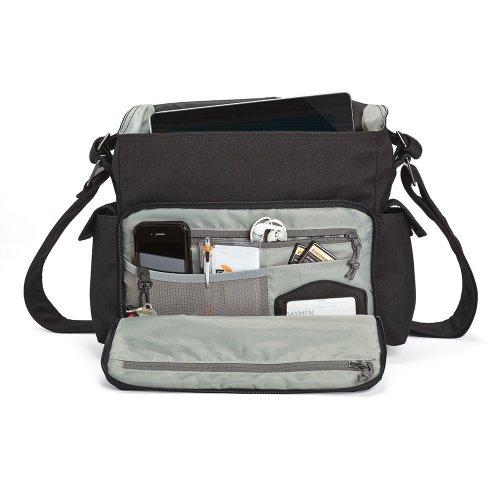 Lowepro 150 Urban Reporter Messenger Bag - Black - £33.97 @ Amazon