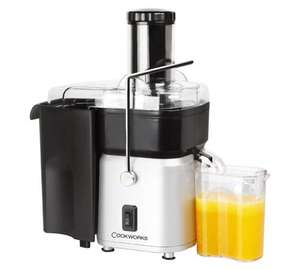 Cookworks Whole Fruit Juicer - £35.99 @ Argos
