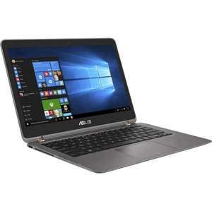 "Asus Zenbook Flip UX360UA 13.3"" 2-in-1 Laptop £499.00 / £489 with code at AO.com"