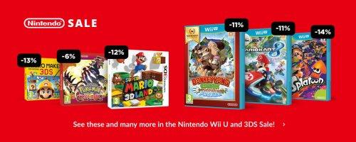 [Nintendo Sale] Mario Party Island £11.99 / Yoshis New Island £12.99 / Mario & Luigi Dream Team £12.99 / Paper Mario Sticker Star £12.99 (3DS) Delivered @ 365games