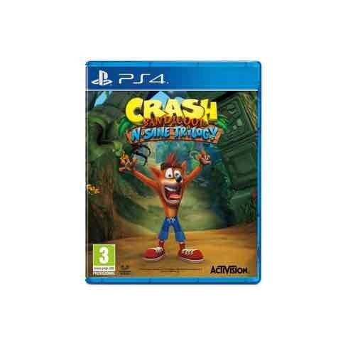 Crash Bandicoot N. Sane Trilogy PS4 - £22.99 with code @ SmythsToys (Pre-Order)