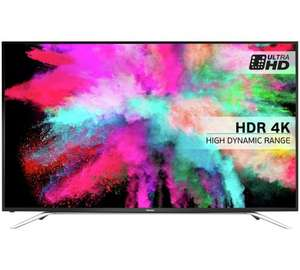 "Hisense 65"" 4K HDR TV £719.10 @ Argos (with code 'TV10')"