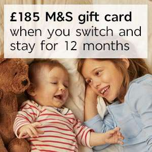 £185 M&S vouchers for switching current accounts