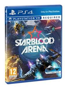 [PS VR] StarBlood Arena £24.95 @ Base