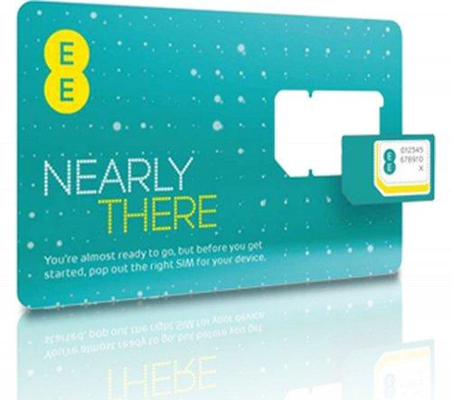 EE 2GB (4G) preloaded data PAYG Multi Sim - £4.49 @ Currys