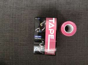 Kinesiology Tape - Home Bargains £1.39 instore