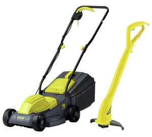Challenge Mower and Strimmer - Argos