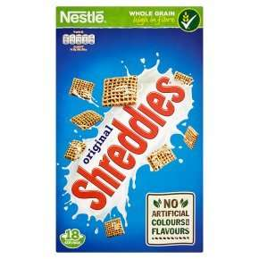 Nestle Shreddies 750g, £1.60 @ Waitrose w/MyWaitrose card
