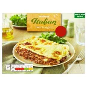 Various ready meals, three for £4.41 (£1.47 each) @ Waitrose w/MyWaitrose card