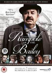 Rumpole of the Bailey Complete Series DVD Networkonair £12 + 3.60 delivery