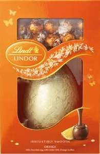 Lindt Orange easter egg 285g  (70%off ) free C&C + £5 voucher at collection @ Debenhams £2.70  (see OP other ones also available)
