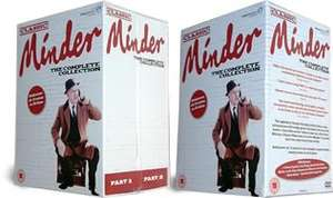 Minder The Complete Collection 33 Disc DVD Box Set £21.00 + £3.60 delivery at Networkonair