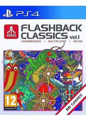 Atari Flashback Classics Vol 1 & 2 (PS4) - £14.99 Each Delivered @ Base