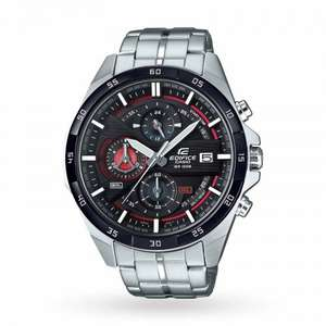 Mens Casio Edifice Chronograph Watch EFR-556DB-1AVUEF £58.80 with code + free next day delivery @ Goldsmiths (boutique)