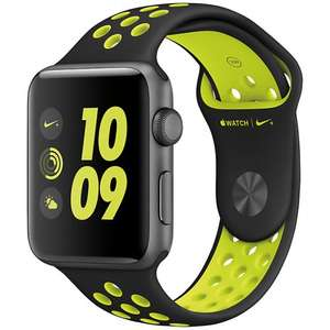 Apple Watch Series 2 Nike+ 42mm | John Lewis | £379
