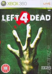 (Pre Owned) Left 4 Dead - XB1/X360 £3.19 delivered @ Music Magpie (Using code)