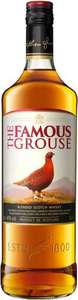 The Famous Grouse Scotch Whisky 1L - Was £19, now £15 at Tesco in-store and online
