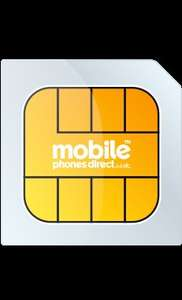 Three Sim Only 12 Month Contract 12GB Data, 600 Mins, Unlimited Texts - £15pm (£7pm after cashback) - £180.00 @ MobilePhones Direct