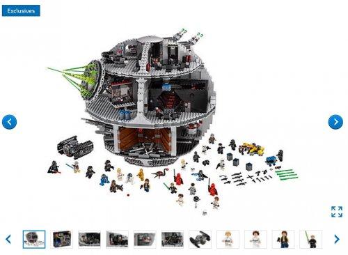 Lego Death Star UCS 75159 (2016) £368.99 @ Lego
