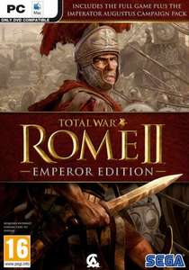 Total War: Rome II - Emperor Edition [steam] £7.49 at Gamesplanet