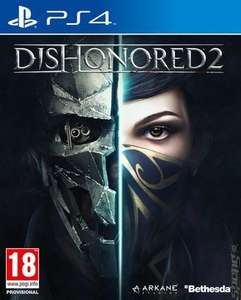 Dishonored 2 PS4 - £11.43 @ Music Magpie