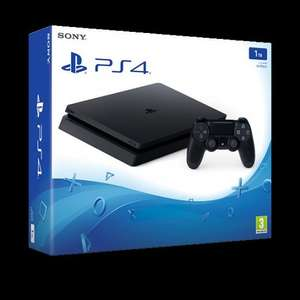 PS4 Slim 1TB Console and get Horizon: Zero Dawn free £229.99 @ Tesco direct