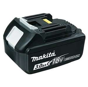 Makita BL1830 3Ah 18V LXT Battery (Genuine) £39.99 or £69/2 from Amazon