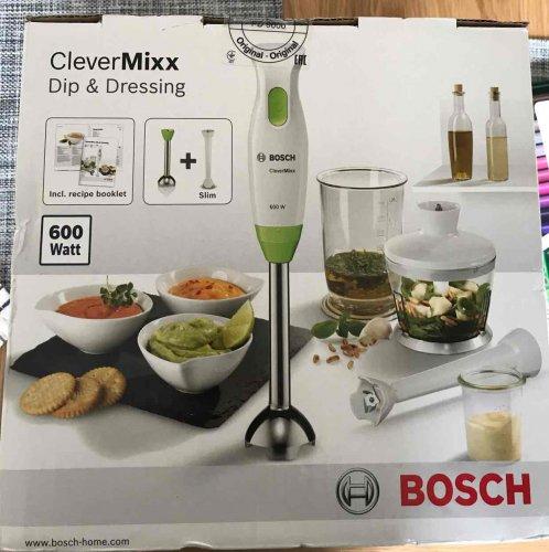 BOSCH Hand Blender + small food procesor - £11 @ Tesco instore