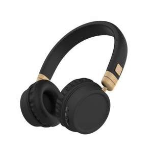 KitSound HARLEM BLUETOOTH WIRELESS HEADPHONES - £24, RRP £35 In Store Sainsbury's