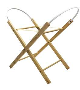 Kinder Valley Opal Moses Basket Folding Stand - £5 instore @ Morrisons