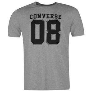 Converse 08 t-shirt 3 colours ( XS and S) just £6  / £10.99 delivered rrp £20 @ USC