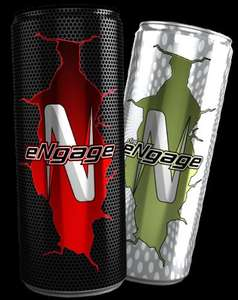 Two cans of eNgage & diseNgage focus drink for free incl. delivery