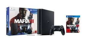 1TB PlayStation 4 Slim Console with Mafia III - £183.00 - Amazon.de (£208 with Infinite Warfare Legacy Edition)