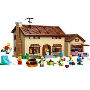 Lego Simpsons House 71006  £139.99 instore @ Toys R Us