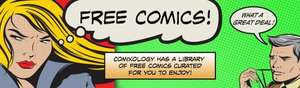 Comixology has a Library of free Comics curated for you to enjoy .. 4 new usually paid for Comics have entered on the system as free!, so its worth checking out, at Comixology